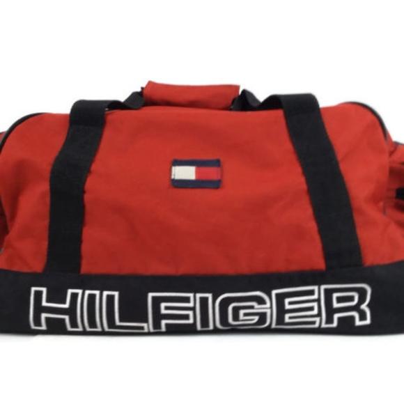 Tommy Hilfiger Travel Gym Duffel Bag Large